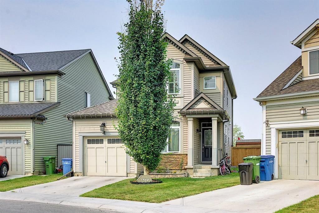 Main Photo: 1308 Windstone Road SW: Airdrie Detached for sale : MLS®# A1137520