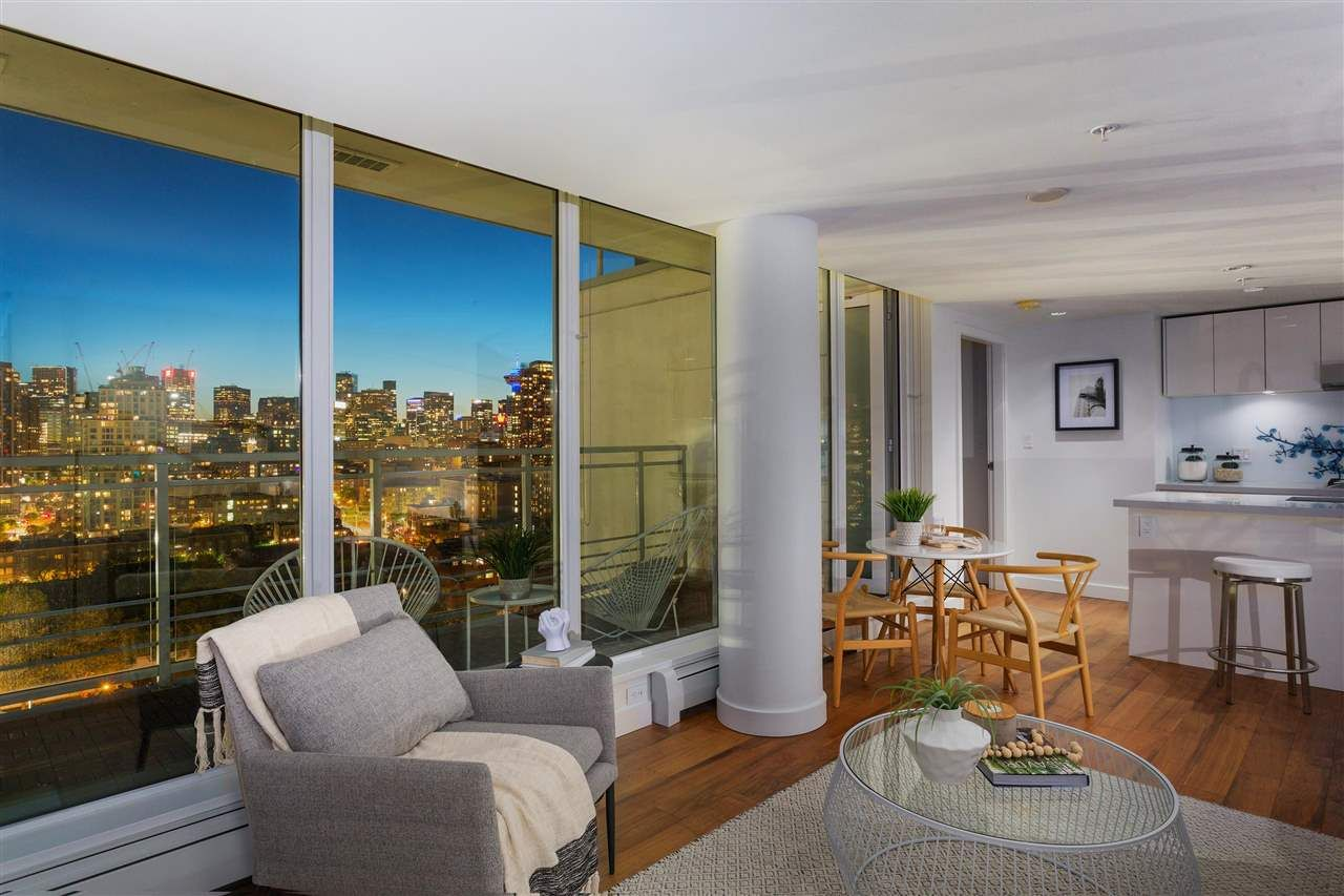 """Main Photo: 1901 188 KEEFER Street in Vancouver: Downtown VE Condo for sale in """"188 Keefer"""" (Vancouver East)  : MLS®# R2580272"""