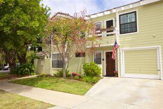 Main Photo: CORONADO VILLAGE Townhouse for rent : 2 bedrooms : 801 G Avenue #B in Coronado