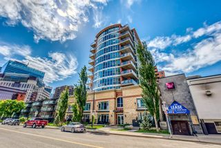 Main Photo: 502 735 2 Avenue SW in Calgary: Eau Claire Apartment for sale : MLS®# A1121371