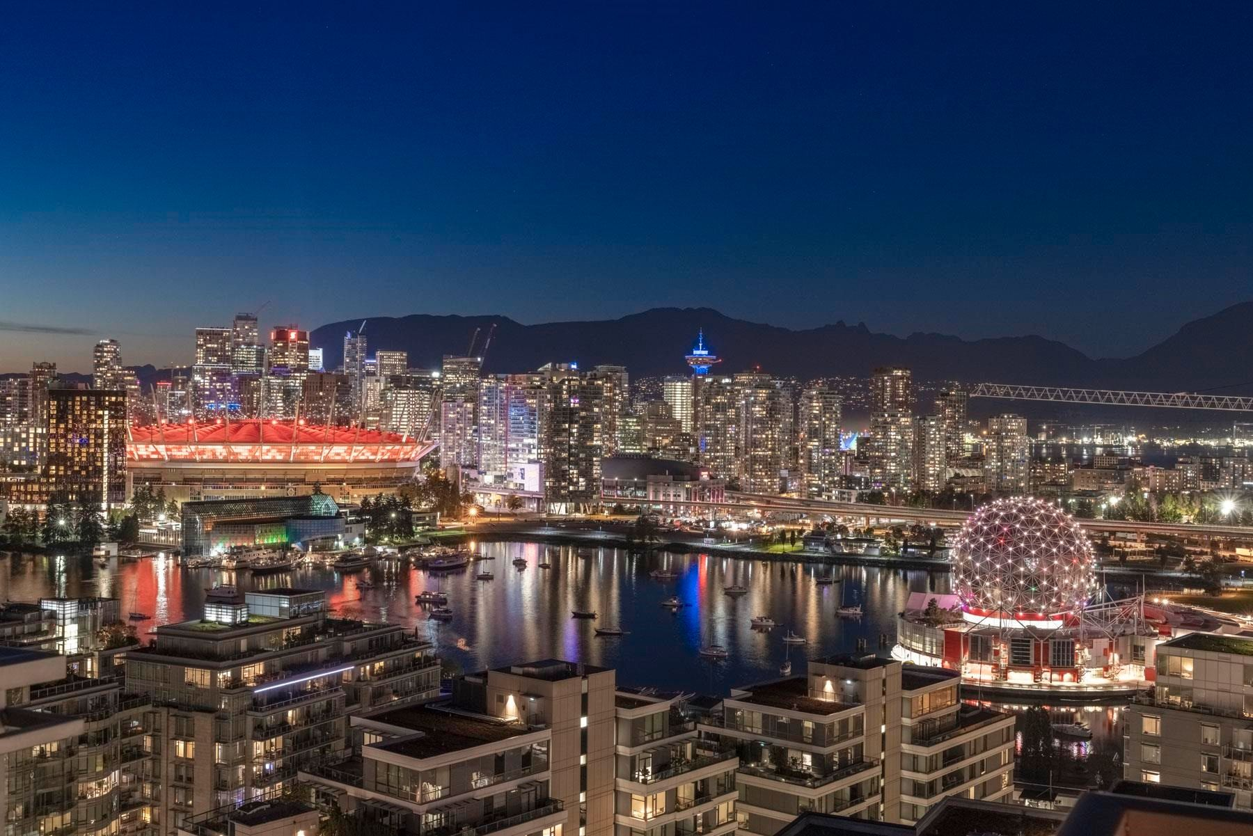 """Main Photo: 2501 1775 QUEBEC Street in Vancouver: Mount Pleasant VE Condo for sale in """"Opsal"""" (Vancouver East)  : MLS®# R2625232"""