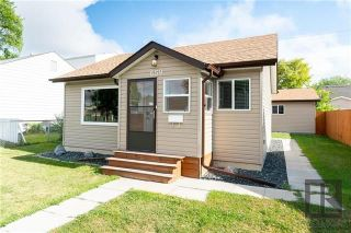 Photo 1: 659 Martin Avenue East in Winnipeg: Residential for sale (3B)  : MLS®# 1822434