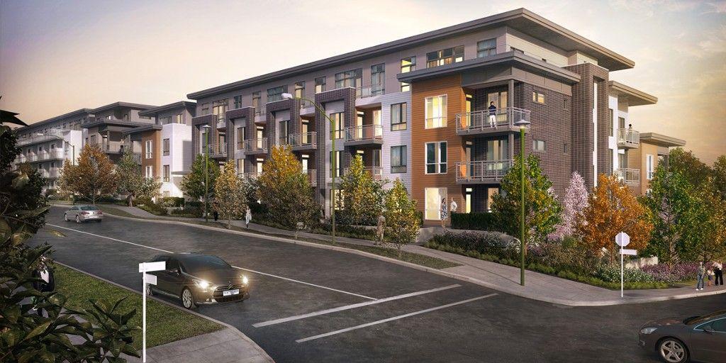 Main Photo: 105 615 E 3rd Street in North Vancouver: Condo for sale