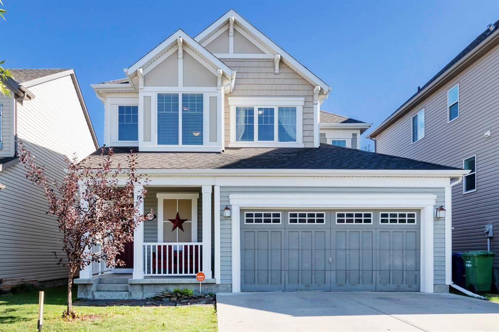 Main Photo: 2020 Windsong Drive SW: Airdrie Detached for sale : MLS®# A1145551