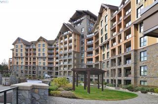Photo 1: 321 1400 Lynburne Pl in VICTORIA: La Bear Mountain Condo for sale (Langford)  : MLS®# 773676