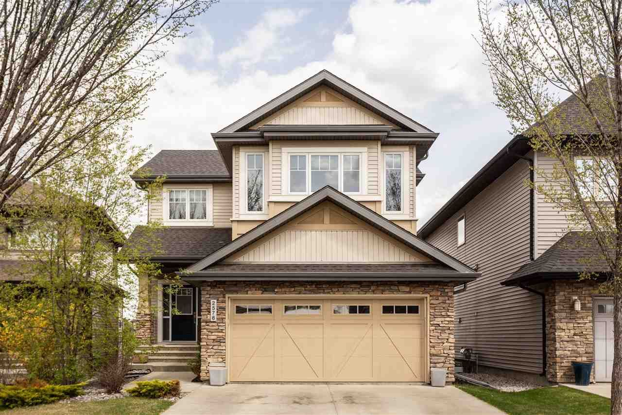 Main Photo: 2576 Anderson Way SW in Edmonton: Zone 56 House for sale : MLS®# E4244698