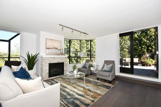"""Photo 1: PH508 3905 SPRINGTREE Drive in Vancouver: Quilchena Condo for sale in """"ARBUTUS VILLAGE"""" (Vancouver West)  : MLS®# R2108147"""