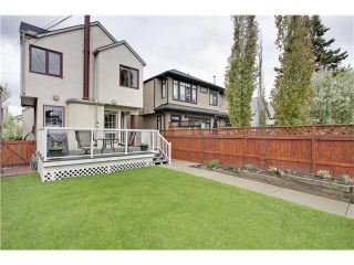 Photo 20: 434 16 Street NW in CALGARY: Hillhurst Residential Detached Single Family for sale (Calgary)  : MLS®# C3618743