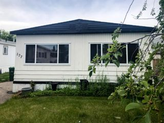 Main Photo: 177 3223 83 Street NW in Calgary: Greenwood/Greenbriar Mobile for sale : MLS®# A1120906