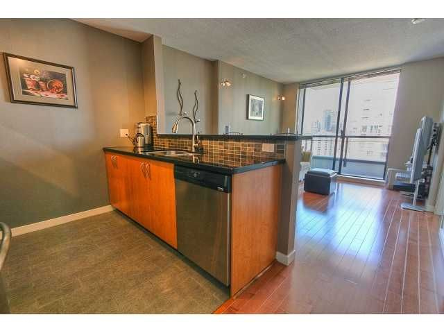 """Photo 4: Photos: 2103 1295 RICHARDS Street in Vancouver: Downtown VW Condo for sale in """"OSCAR"""" (Vancouver West)  : MLS®# V897969"""