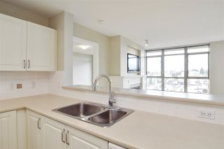 "Photo 10: 804 2799 YEW Street in Vancouver: Kitsilano Condo for sale in ""TAPESTRY AT THE ARBUTUS WALK (O'KEEFE)"" (Vancouver West)  : MLS®# R2537364"