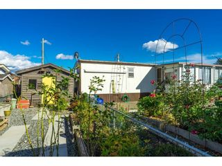 """Photo 24: 157 27111 0 Avenue in Langley: Aldergrove Langley Manufactured Home for sale in """"Pioneer Park"""" : MLS®# R2616701"""