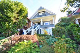 Main Photo: 1240 E 13TH Avenue in Vancouver: Mount Pleasant VE House for sale (Vancouver East)  : MLS®# R2618242