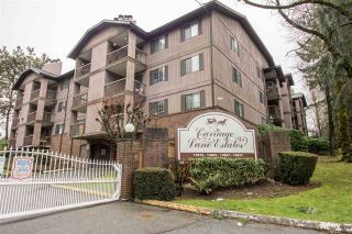 "Photo 1: 2215 13819 100 Avenue in Surrey: Whalley Condo for sale in ""Carriage Lane"" (North Surrey)  : MLS®# R2236449"