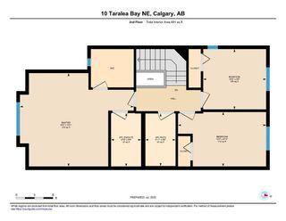 Photo 34: 10 TARALEA Bay NE in Calgary: Taradale Semi Detached for sale : MLS®# A1013270