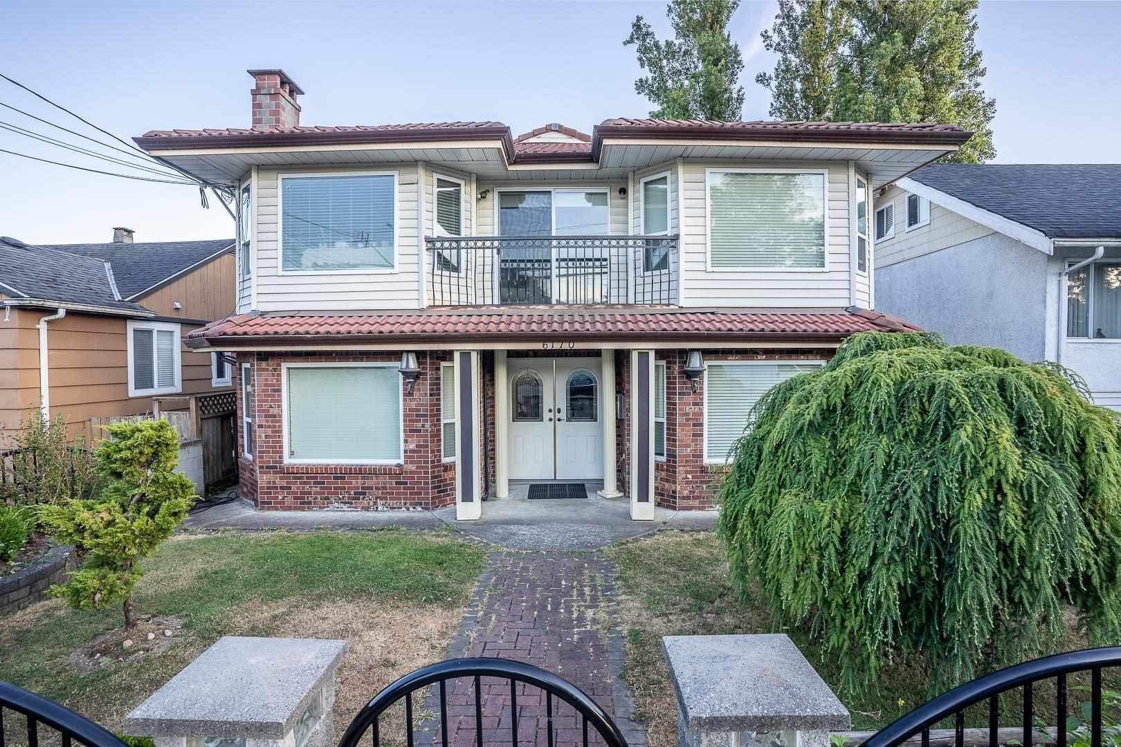 Main Photo: 6170 RUMBLE Street in Burnaby: South Slope House for sale (Burnaby South)  : MLS®# R2603049