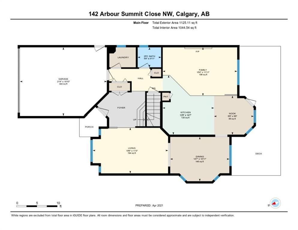 Photo 48: Photos: 142 Arbour Summit Close NW in Calgary: Arbour Lake Detached for sale : MLS®# A1102229