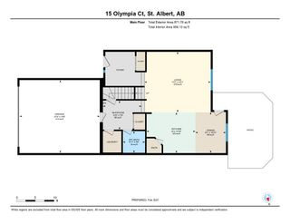 Photo 35: 15 Olympia Court: St. Albert House for sale : MLS®# E4233375