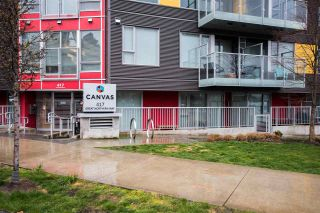 """Photo 10: 408 417 GREAT NORTHERN Way in Vancouver: Strathcona Condo for sale in """"Canvas"""" (Vancouver East)  : MLS®# R2553375"""