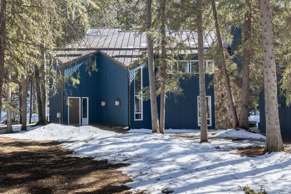Main Photo: 35 Burntall Drive: Bragg Creek Detached for sale : MLS®# A1090777