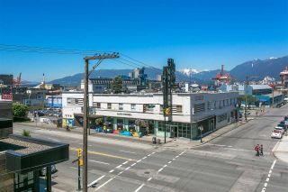 "Photo 11: 312 1588 E HASTINGS Street in Vancouver: Hastings Condo for sale in ""Boheme"" (Vancouver East)  : MLS®# R2169740"