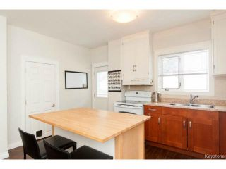 Photo 10: 554 Beverley Street in WINNIPEG: West End / Wolseley Residential for sale (West Winnipeg)  : MLS®# 1410900