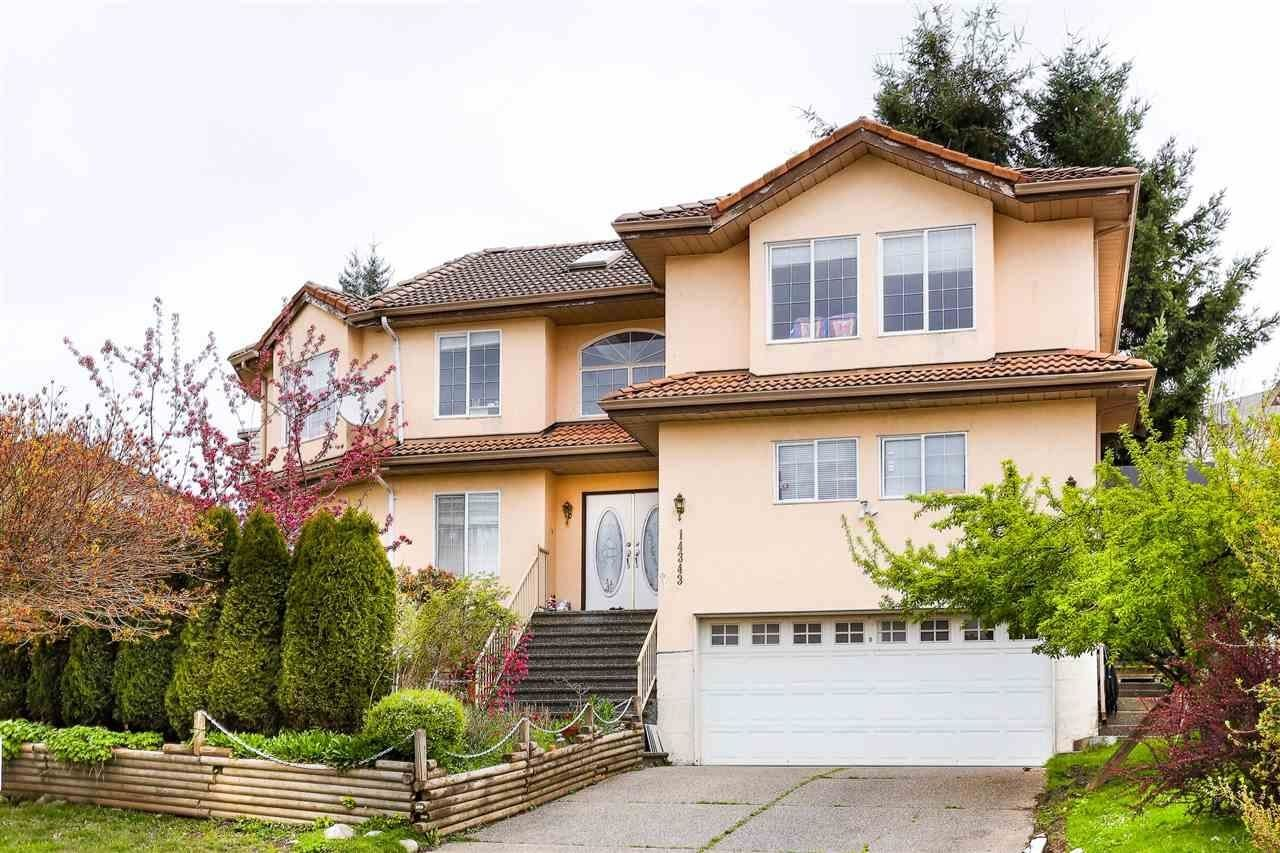 """Main Photo: 14343 67A Avenue in Surrey: East Newton House for sale in """"HYLAND"""" : MLS®# R2617724"""