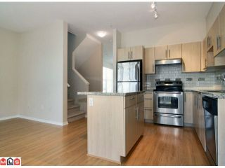 "Photo 4: 59 8089 209TH Street in Langley: Willoughby Heights Townhouse for sale in ""Arborel Park"" : MLS®# F1020362"