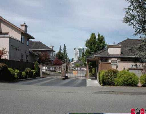 """Main Photo: 117 14861 98TH AV in Surrey: Guildford Townhouse for sale in """"THE MANSIONS"""" (North Surrey)  : MLS®# F2516948"""