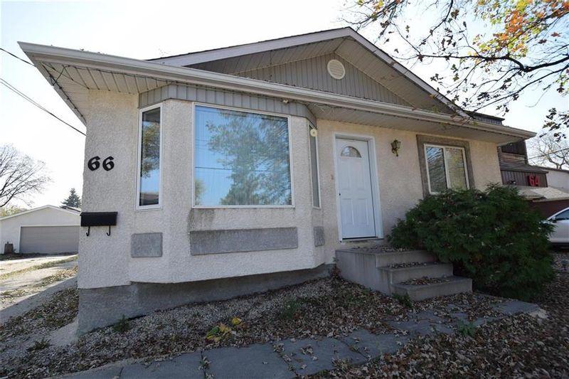 FEATURED LISTING: 66 Worthington Avenue Winnipeg