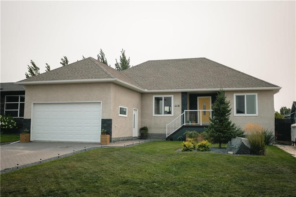 Main Photo: 448 Lucille Bay in St Adolphe: R07 Residential for sale : MLS®# 202120145
