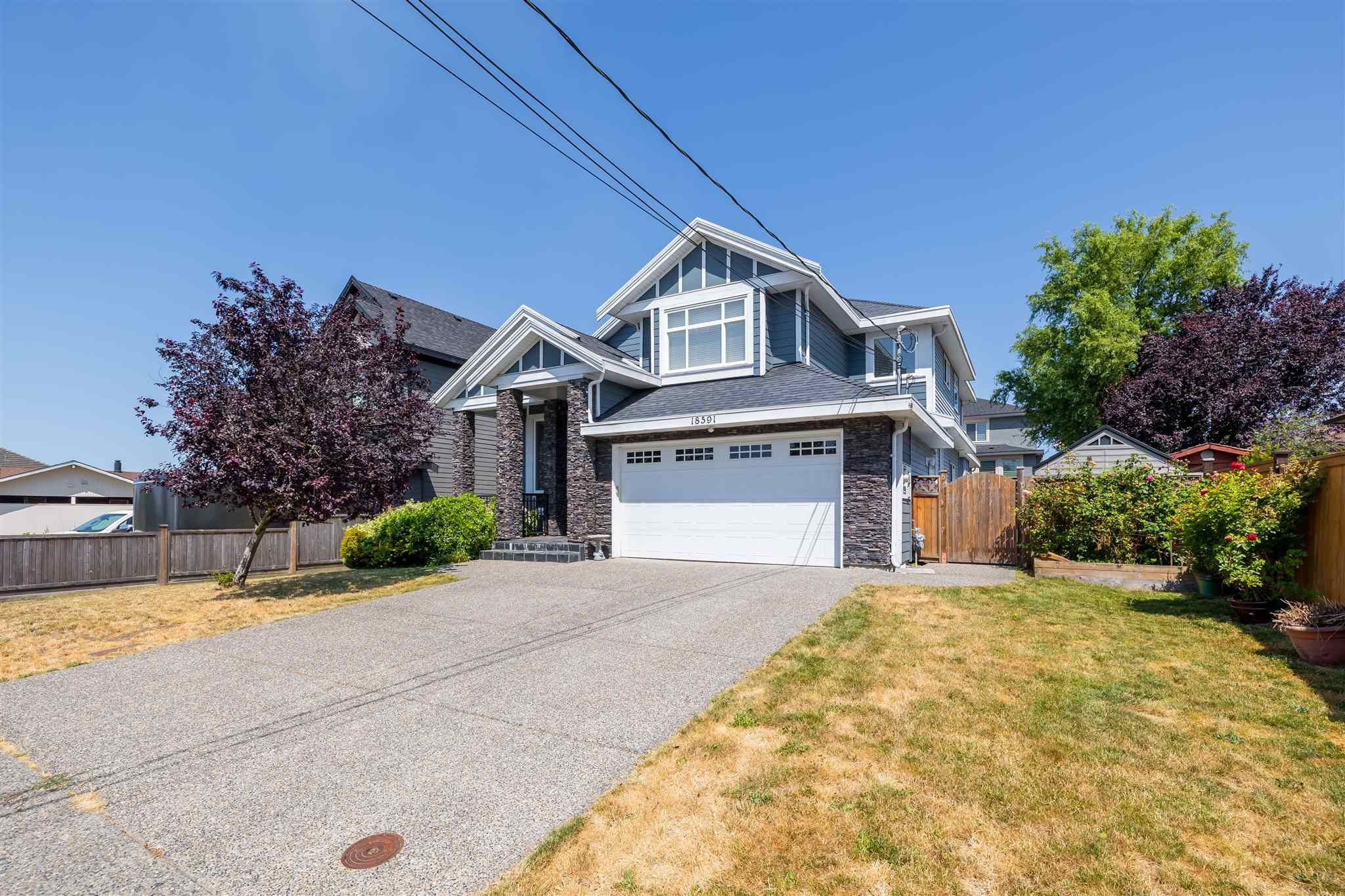 Main Photo: 18591 56 Avenue in Surrey: Cloverdale BC House for sale (Cloverdale)  : MLS®# R2603248