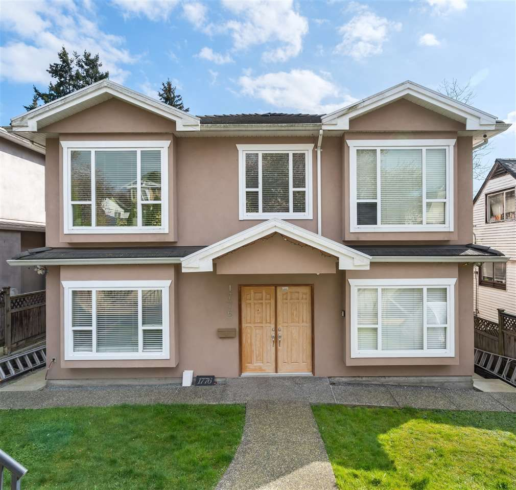Main Photo: 1776 E 64TH Avenue in Vancouver: Fraserview VE House for sale (Vancouver East)  : MLS®# R2557677