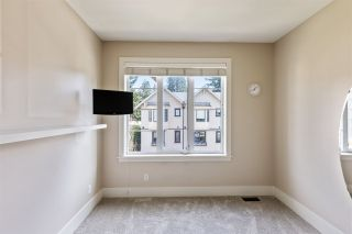 """Photo 19: 101 2580 LANGDON Street in Abbotsford: Abbotsford West Townhouse for sale in """"The Brownstones"""" : MLS®# R2563878"""