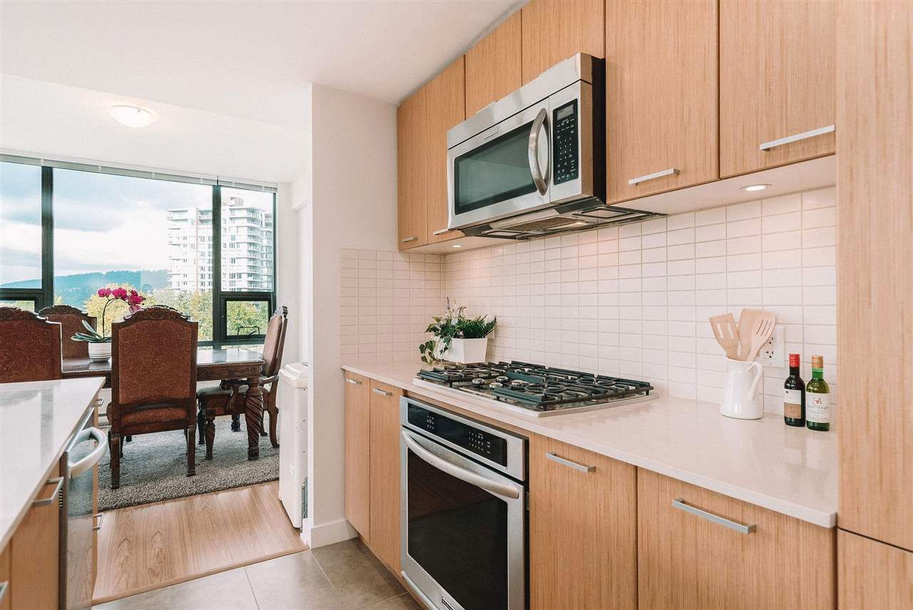 """Main Photo: 1101 301 CAPILANO Road in Port Moody: Port Moody Centre Condo for sale in """"The Residences at Suter Brook"""" : MLS®# R2578604"""