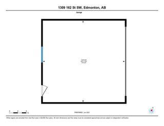 Photo 44: 1309 162 Street in Edmonton: Zone 56 House Half Duplex for sale : MLS®# E4260011