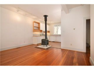 Photo 2: 618 JACKSON Avenue in Vancouver: Mount Pleasant VE Townhouse for sale (Vancouver East)  : MLS®# V1010749