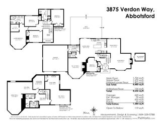 Photo 20: 3875 VERDON Way in Abbotsford: Central Abbotsford House for sale : MLS®# R2435013