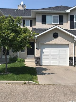 Main Photo: 64 2400 TELL Place in Regina: River Bend Residential for sale : MLS®# SK863932