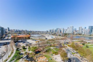 """Photo 35: 807 181 W 1ST Avenue in Vancouver: False Creek Condo for sale in """"BROOK AT THE VILLAGE"""" (Vancouver West)  : MLS®# R2567643"""