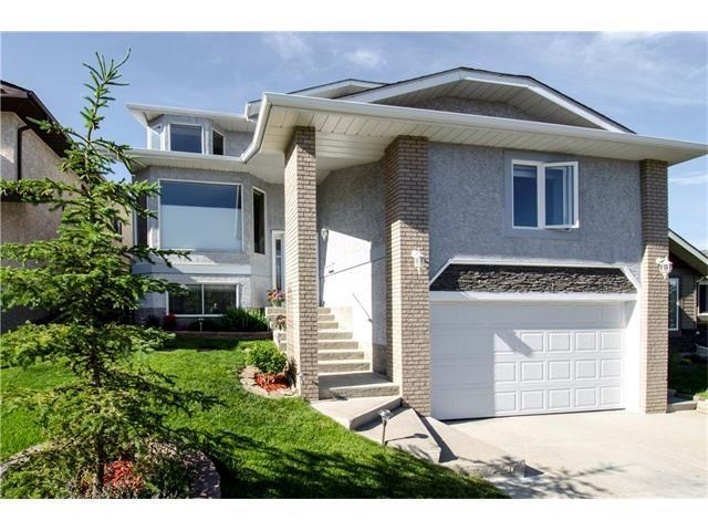 Main Photo: 263 EDGELAND Road NW in Calgary: Edgemont House for sale : MLS®# C4102245
