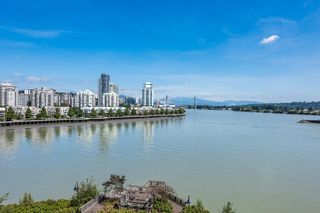 """Photo 2: 706 210 SALTER Street in New Westminster: Queensborough Condo for sale in """"THE PENINSULA"""" : MLS®# R2600076"""