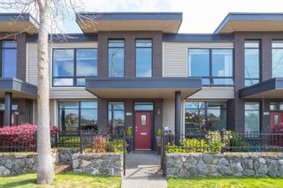 Photo 3: 5 330 Waterfront Cres in : Vi Rock Bay Row/Townhouse for sale (Victoria)  : MLS®# 878416