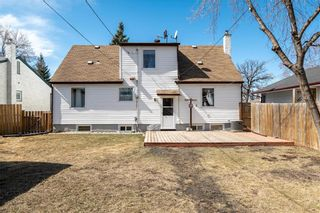 Photo 30: 43 Turner Avenue in Winnipeg: Silver Heights Residential for sale (5F)  : MLS®# 202107862