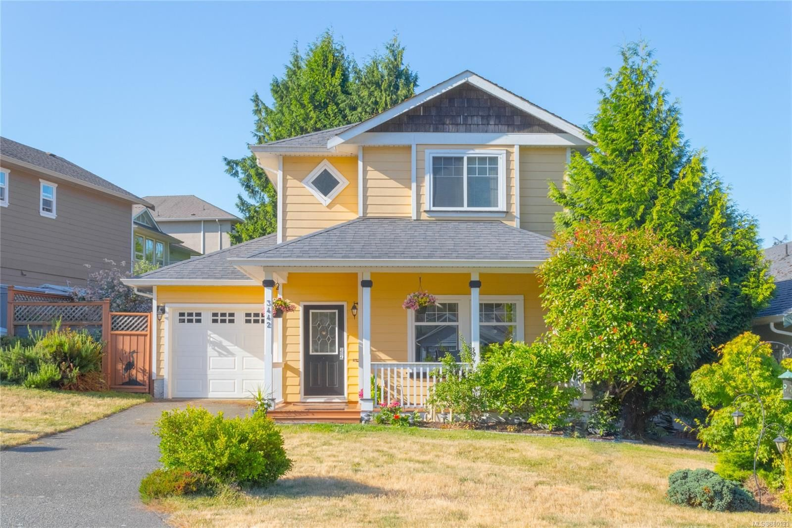 Main Photo: 3442 Pattison Way in : Co Triangle House for sale (Colwood)  : MLS®# 880193