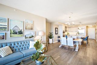 Photo 13: 303 15 Cougar Ridge Landing SW in Calgary: Patterson Apartment for sale : MLS®# A1095946