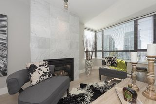 Photo 3: 602 1003 PACIFIC STREET in Vancouver: West End VW Condo for sale (Vancouver West)  : MLS®# R2126168