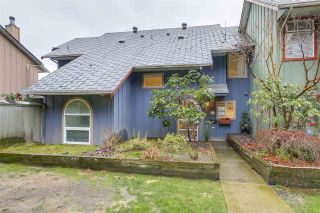 Photo 1: 31 900 W 17TH STREET in North Vancouver: Hamilton Townhouse for sale : MLS®# R2231525