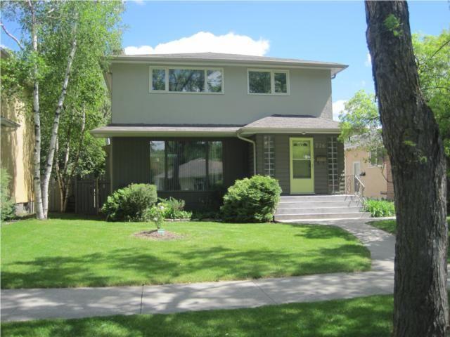 Main Photo: 776 Queenston Street in WINNIPEG: River Heights / Tuxedo / Linden Woods Residential for sale (South Winnipeg)  : MLS®# 1010026