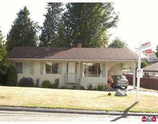 "Photo 1: 8549 TERRACE DR in Delta: Nordel House for sale in ""Sunbury"" (N. Delta)  : MLS®# F2616798"